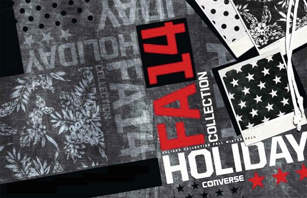 Converse Holiday Collection