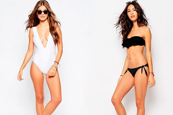eccezionale gamma di stili e colori selezione mondiale di fascino dei costi Bikini o costume intero? Pro e contro - Magazine di moda