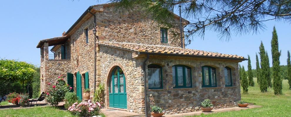 La bellezza della rustica campagna toscana a casa tua 5 - Casali di campagna ...